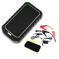 SCITOO Portable Car Jump Starter,Auto Battery Booster, Power