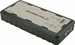 Scosche - Portable Car Jump Starter with USB Power Bank - Gr