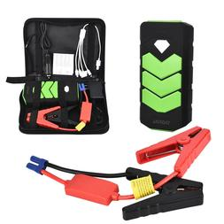 Portable Mini Slim 20000mAh Car Jump Starter Engine Battery