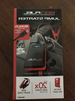 Red Fuel Jump Starter sl161