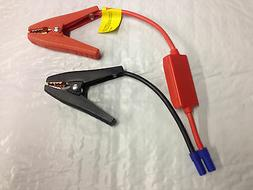 Replacement Cables for Multi Function Mini Car Jump Starter