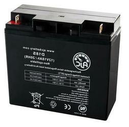 Stanley Fatmax 450 Amp 12V 18Ah Jump Starter Replacement Bat