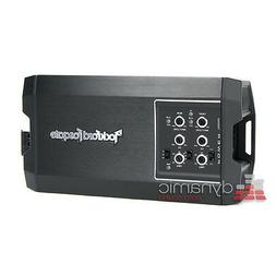 Rockford Fosgate T400X4ad Compact 4-Channel Car Amplifier -1