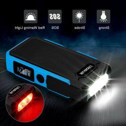 SUAOKI U10 800A Peak 20000mAh Portable Car Jump Starter Batt