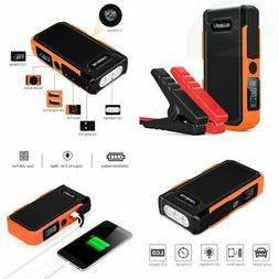 Suaoki U10 800A Peak 20000mAh Portable Car Jump Starter (Up