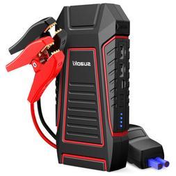 SUAOKI U7 12000mAh Portable Car Jump Starter Booster Power B