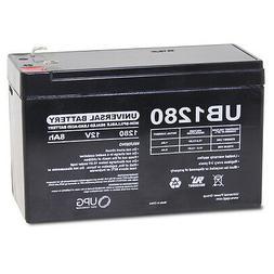 Universal Power Group UB1280 12V 8Ah Home Alarm Security Sys
