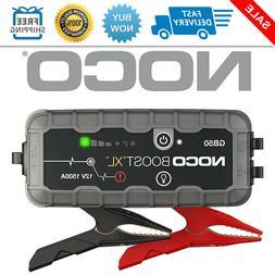 NOCO UltraSafe Lithium Jump Starter Boost XL GB50 1500 Amp 1