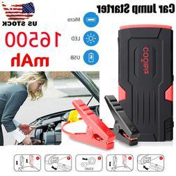 USA_Bolt Power D11 600 Amp Peak With 16500mAh Portable Car B