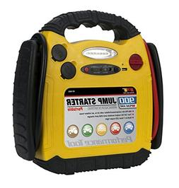 Performance Tool W1665 900 Amp Jump Starter and Inflator