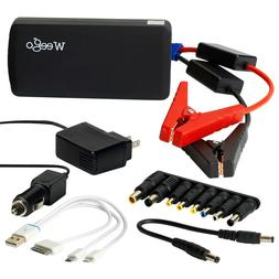 Weego Jump Starter  - Starts Your Car, Charges Your Phone, F