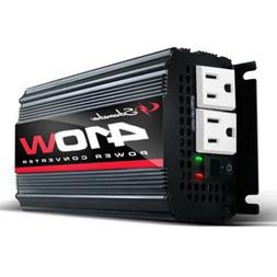 Schumacher XI41B 'X-Line' 410W Power Inverter with Battery C