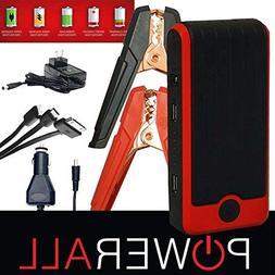 PowerAll XL2 Supreme 600A Portable 16,000 mAh Lithium Car Ju